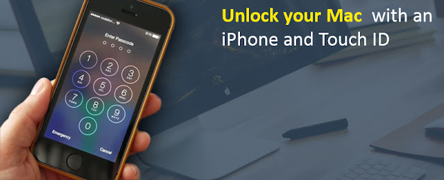 unlock mac with iphone free