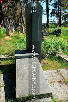 Деревная. Дзержинский Станислав Эдмундович, 1872-1917. Фото могилы