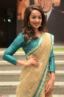 Tejaswi Madivada looks super cute in Saree at V care fund raising event COLORS ~  Exclusive 080.JPG