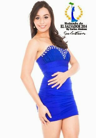 Miss International El Salvador 2014