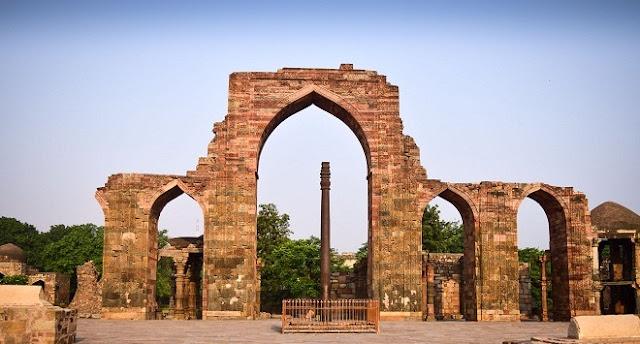 Iron Pillar, Best Places to Visit in Delhi