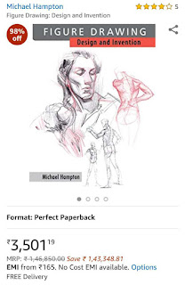figure drawing design and invention ebook