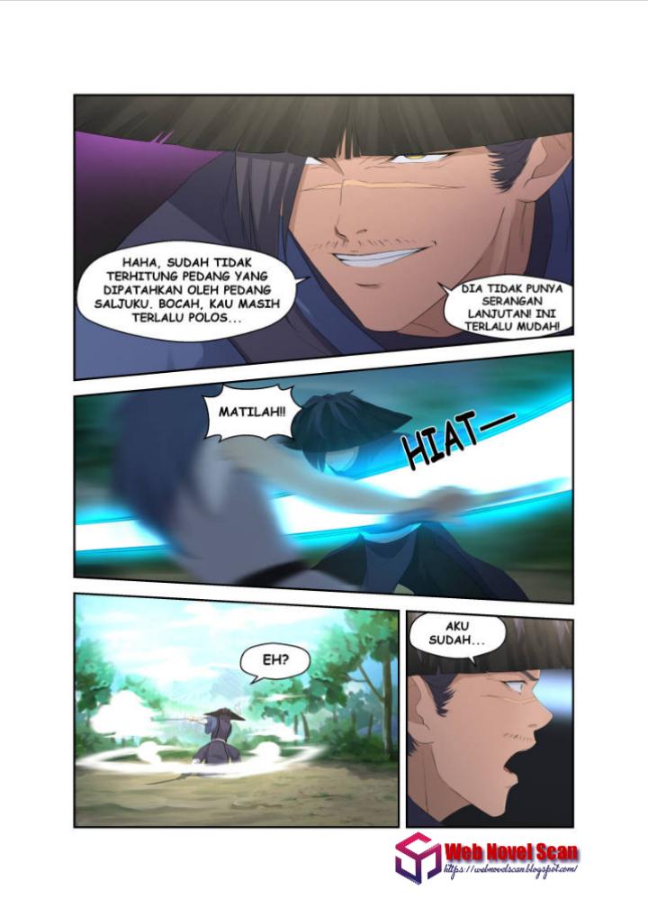 Heaven Defying Sword Bahasa Indonesia Chapter 34