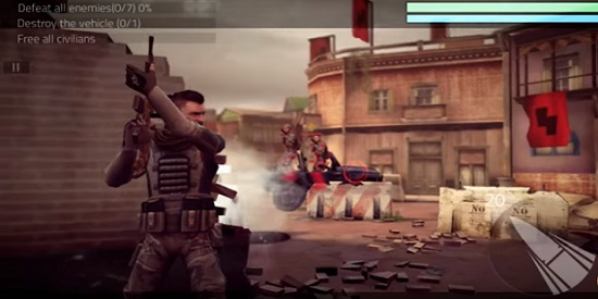 Cover Fire V1.10.4 Android Game Download Apk + OBB | Offline and Unlocked (Unlimited Money)