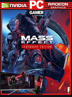 Mass Effect Legendary Edition (2021) PC Full Español [GoogleDrive] PGD