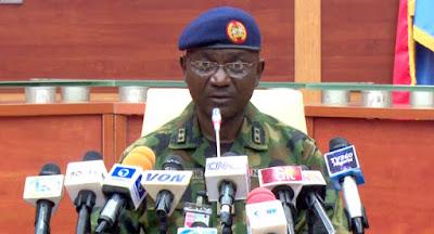 Military ready to enforce coronavirus lockdown in Lagos, Abuja and Ogun