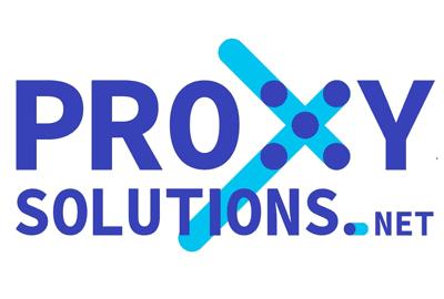 Логотип Proxy-solutions
