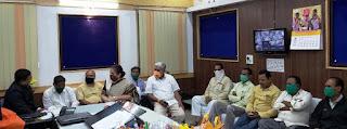 स्वच्छता सर्वेक्षण 2020 में बुरहानपुर को देश में 14वें एवं मध्यप्रदेश में तीसरे स्थान पर