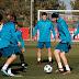 Bale e Carvajal não participam do último treinamento antes do confronto frente ao Borussia Dortmund