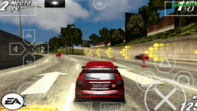 Burnout Dominator PPSSPP Cso