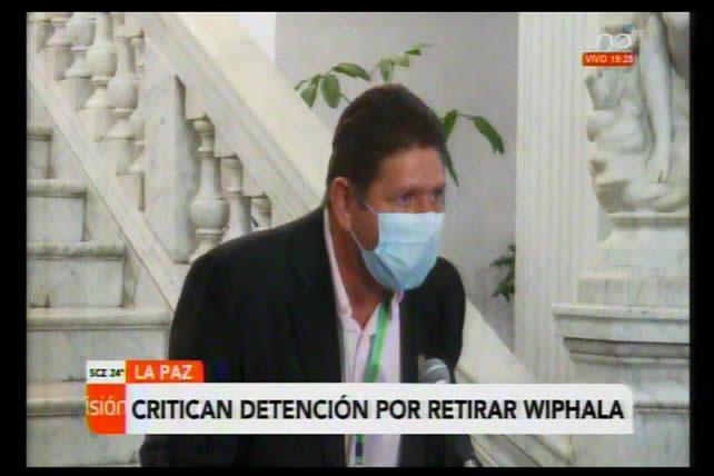 Diputado tilda de chupa y abusivo al Ministro de Gobierno por detención de joven en Santa Cruz