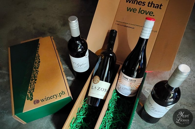 Winery.ph 's 2021 Mid-Year Clearance Sale, Winery.ph, the Philippines' Largest Online Marketplace for In-Stock Wines, Beer, Liquor/Spirits, Gourmet Groceries, Non-Alcoholic Beverages, & Wine Accessories, YedyLicious Manila Food Blog, Yedy Calaguas