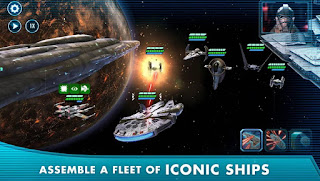Star Wars Game For An Android