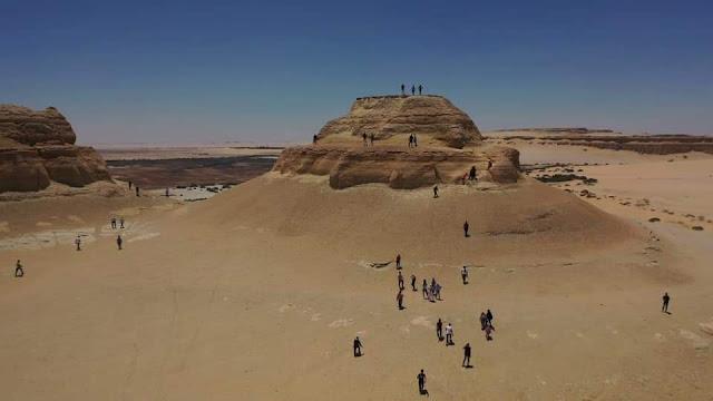 """وفود الجامعات المصرية تزور المناطق الأثرية ومشروعات """"حياة كريمة"""""""