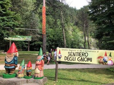 Il Sentiero degli Gnomi a Bagni di Romagna - Viaggynfo travel blog