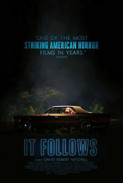 أقوى 10 أفلام رعب لن تستطيع إنهاءها.. أفضل أفلام الرعب المخيفة على الإطلاق فيلم الرعب It Follow 2014
