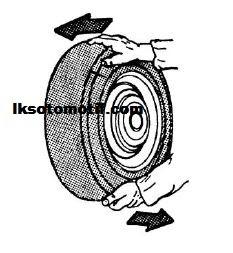 Bantalan roda harus selalu dalam kondisi terbaik agar roda dapat bergelincir  Penyetelan Dan Pelumasan Bantalan Roda
