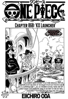 Download One Piece Chapter 868 Bahasa Indonesia