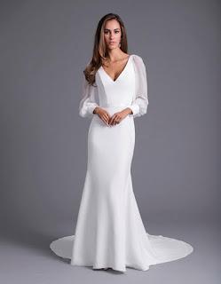 فستان من Caroline Castigliano