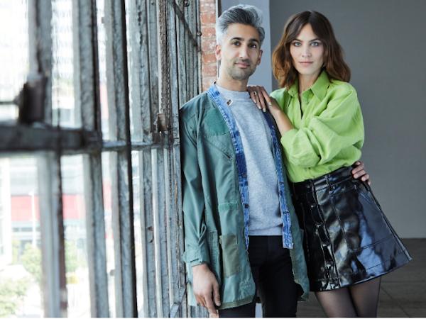 Los looks de Alexa Chung en Next in Fashion