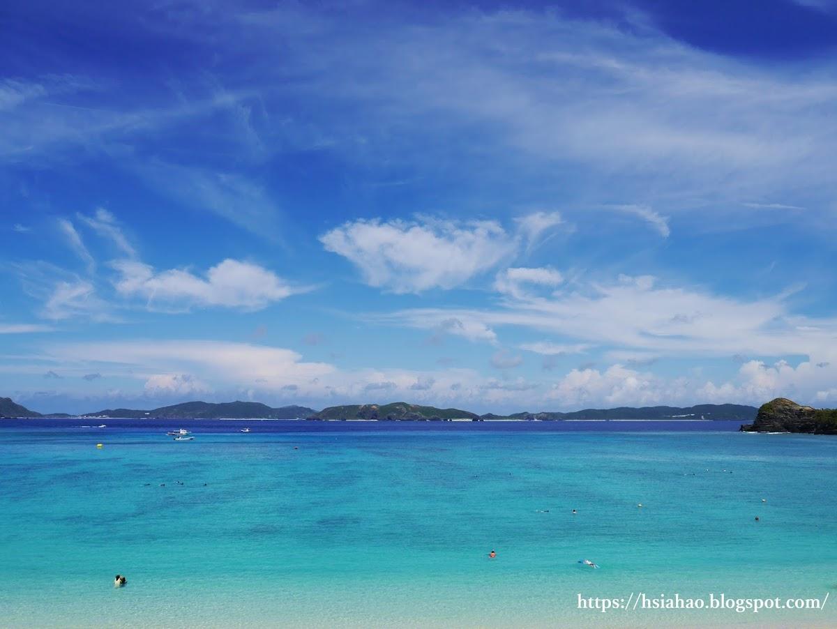 沖繩-海灘-beach-景點-推薦-慶良間群島-渡嘉敷島-慶良間諸島-自由行-旅遊-Okinawa-kerama-islands-tokashikijima