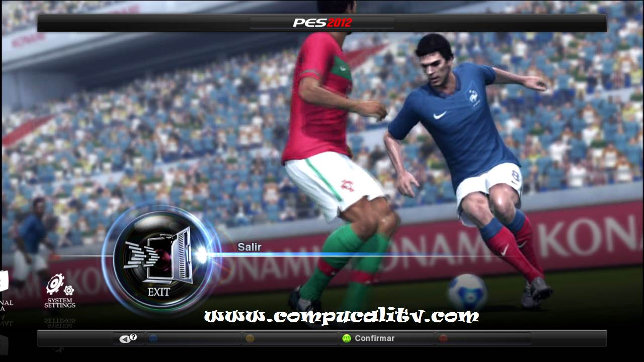 Capturas PES 2012 By Richi