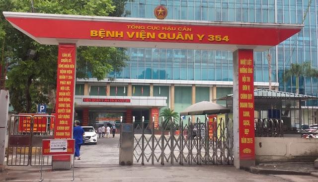 Danh sách bệnh viện tại quận Ba Đình - Hà Nội