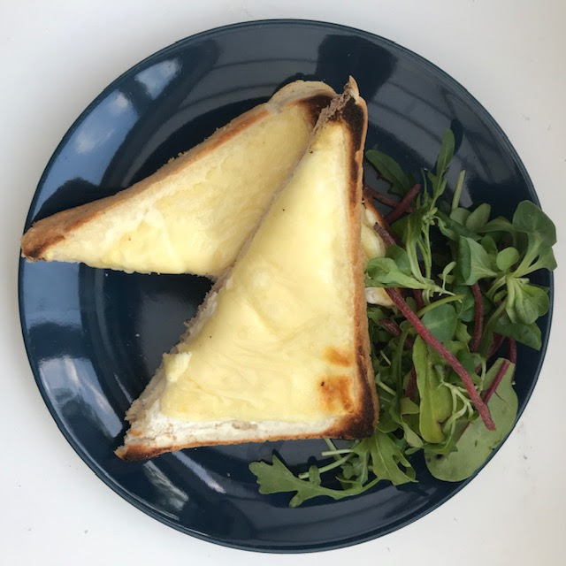 Cheat's Croque Monsieur
