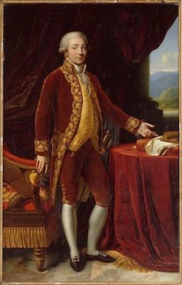 Portrait of Carlo Buonaparte