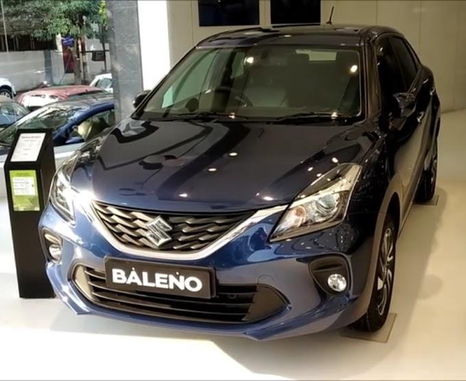 Maruti Suzuki Baleno The Top Selling Hatchback
