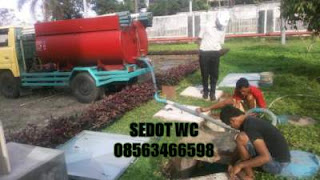 Sedot WC Kandangan Benowo Surabaya Barat