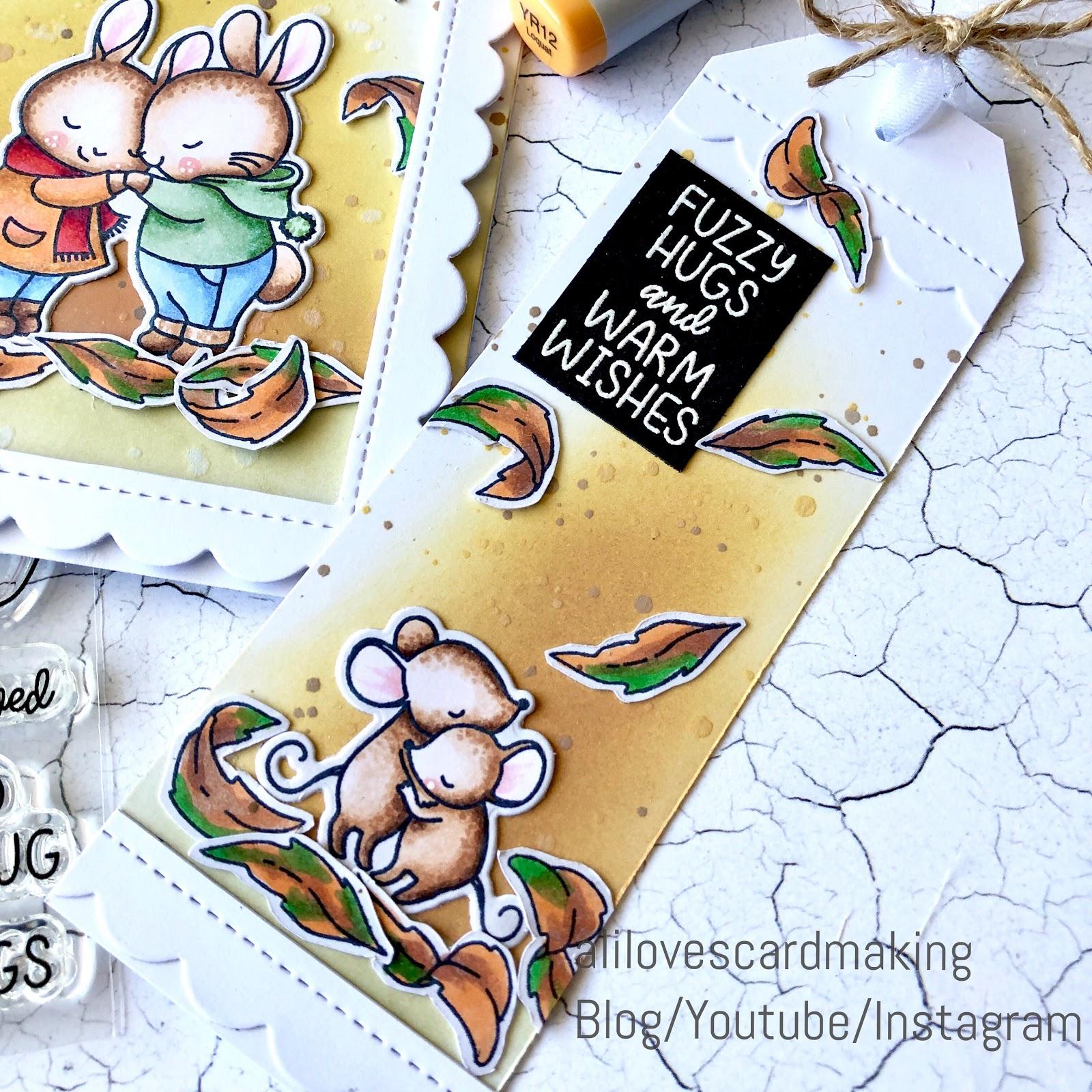 Mama Elephant Stampede Blog Hop Day 3 Alilovescardmaking