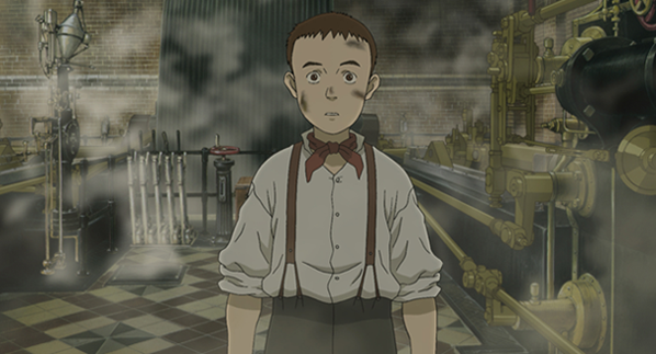 Steamboy (2004) - AFA: Animation For Adults