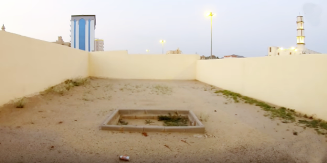 Inilah Makam Sayyidah Maimunah Istri Terakhir Nabi Muhammad, Sederhana Tak Berlapis Marmer