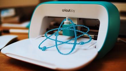 Cricut Joy | Ich stelle meine Aufkleber nun selbst her | DIY Gadget für Vinyl und Papier | Teil 1