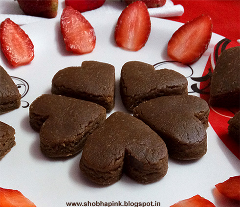 Valentine Choco Hearts