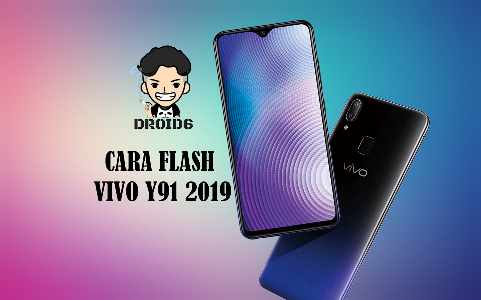 Vivo Y91 Flashing