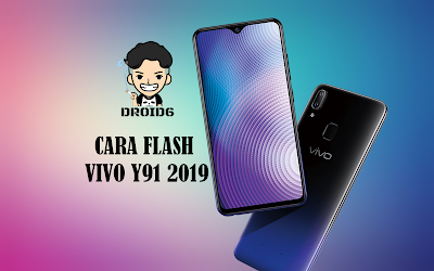 Cara Flash Vivo Y91 2019 Tanpa PC