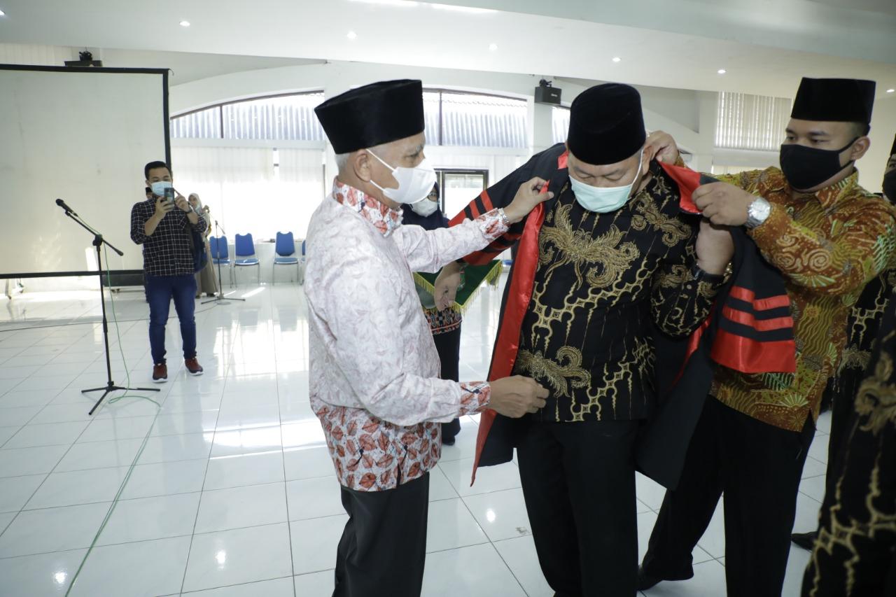 Bupati Asahan Lantik Dewan Pengawas dan Dewan Hakim MTQ ke-52 Tingkat Kabupaten Asahan