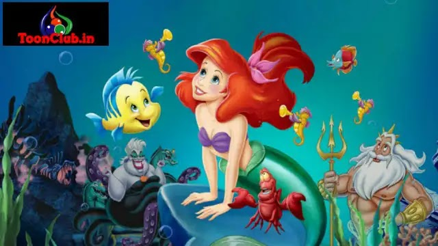 The Little Mermaid Animation Movie In Hindi Dubbed Free Download