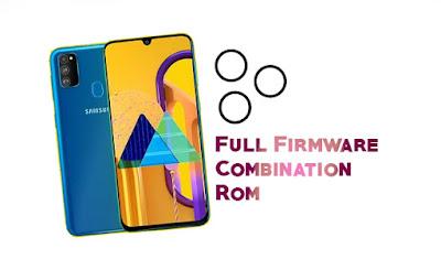 Samsung Galaxy M30s flash
