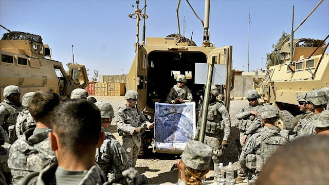 Atacan con tres morteros una base con efectivos de EEUU en Irak