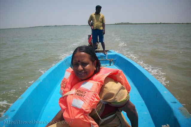 Pulicat Pazhaverkadu Boating Ilayaraja