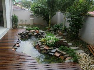 kolam mini
