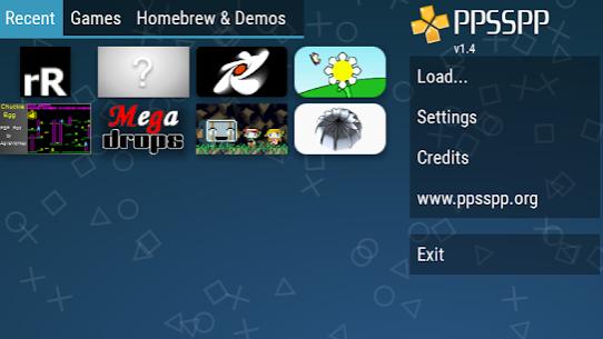 PSSPP Gold: PSP Emulator