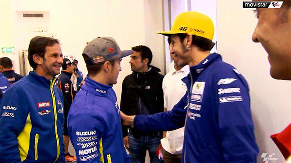 berita motogp : Duet Rossi-Vinales, Yamaha Yang Diuntungkan