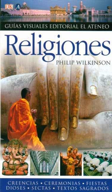 RELIGIONES Guías Visuales DK El Ateneo