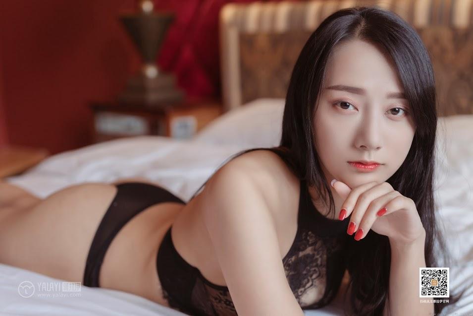 YALAYI雅拉伊 2019.09.03 No.389 睡美人 何嘉颖 [49P441MB]