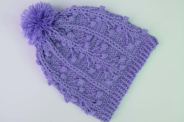 4-Crochet Imagen Gorro a conjunto con jarsey a crochet y ganchillo por Majovel Crochet