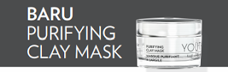 YOUTH Purifying Clay Mask for oily skin
